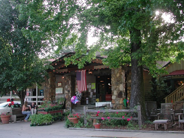 Betty's Country Store in Helen